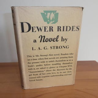 Dewer Rides STRONG, L.A.G Fiction
