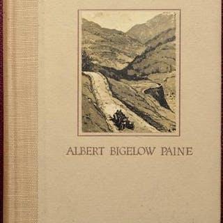 The Car That Went Abroad Paine Albert Bigelow Motor Cars & Motor Racing,Travel
