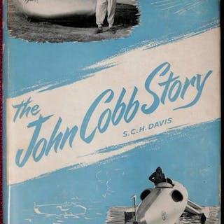The John Cobb Story Davis S C H Motor Cars & Motor Racing
