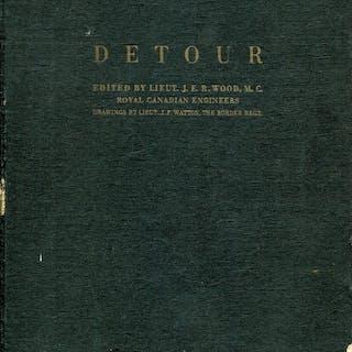 Detour: This story of Oflag IVC J ER Wood-editor.