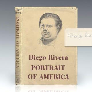 Portrait of America. Rivera, Diego Americana