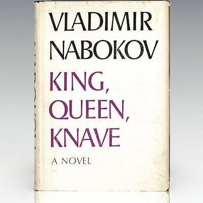King, Queen, Knave. Nabokov, Vladimir First Edition