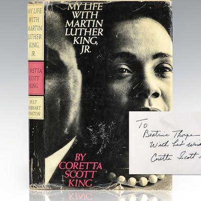 My Life with Martin Luther King, Jr. King, Coretta Scott Americana