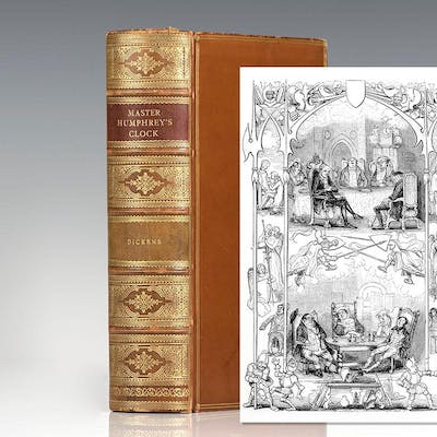 Master Humphrey's Clock. Dickens, Charles First Edition