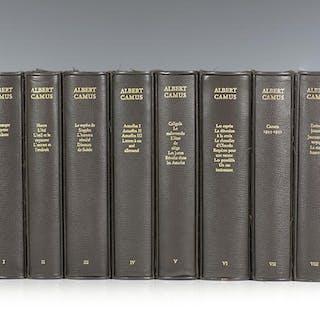 Oeuvres Completes de Albert Camus. Camus, Albert Art and Architecture