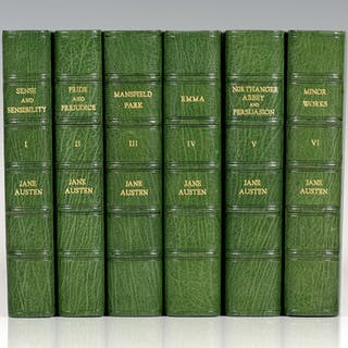 The Novels of Jane Austen [Pride and Prejudice