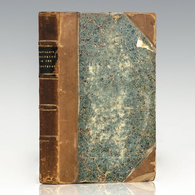 Narrative of a Four Month Residence Among the Natives of...