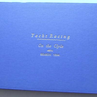 Yacht Racing on The Clyde