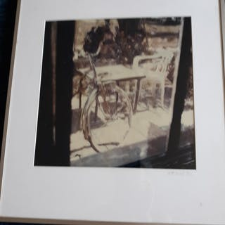 [Photograph: bicycle]