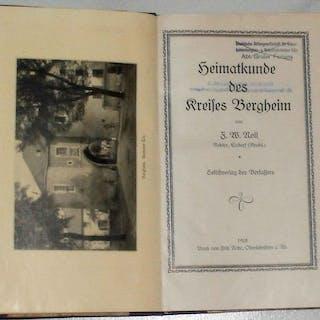 Heimatkunde des Kreises Bergheim. Noll, F. W.: Orts- + Landeskunde