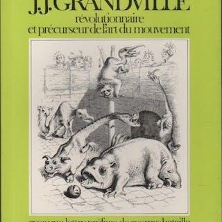 J.J. Grandville Laure Garcin