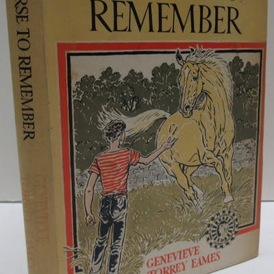 A Horse To Remember Eames Torrey Genevieve