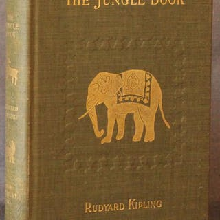THE JUNGLE BOOK Kipling, Rudyard Children,Literature and Fiction