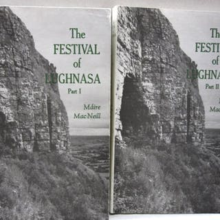 The Festival of Lughnasa Part I and Part II; A Study of...