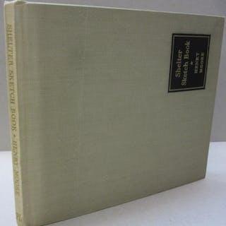 Shelter Sketch Book Henry Moore Art