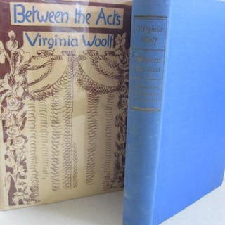 Between the Acts Virginia Woolf Literature/Fiction