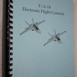 F/A-18 Electronic Flight Controls Mary Schmidt, Stan Forbes