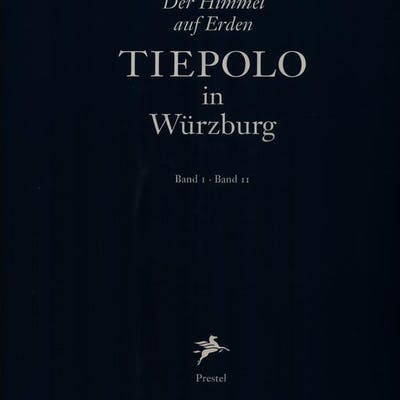 Tiepolo in Wurzburg 2vv aa.vv. Literature & Fiction