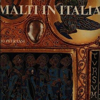 Gli smalti in Italia Petrassi, Mario Literature & Fiction