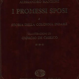 I promessi sposi e storia della colonna infame 3vv Manzoni