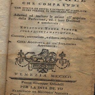 Diario spirituale aa.vv. Literature & Fiction