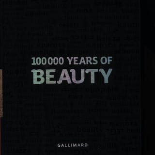 100000 years of beauty aa.vv. Literature & Fiction