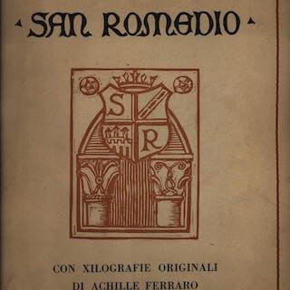San Romedio Bevilacqua, Enrico Literature & Fiction