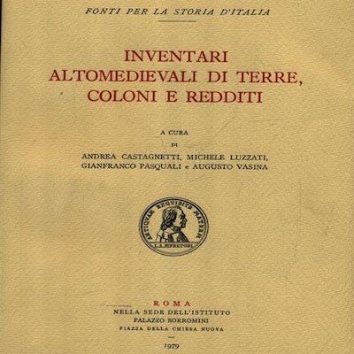 Inventari altomedievali di terre, coloni e redditi aa.vv. Literature & Fiction