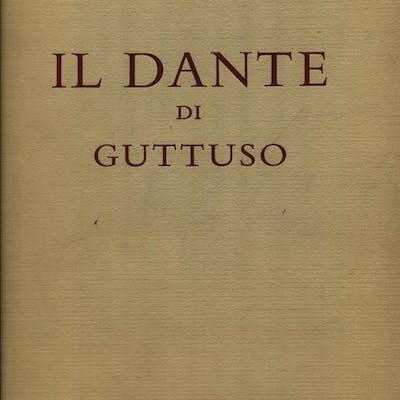 Il Dante di Guttuso Guttuso, Renato Literature & Fiction