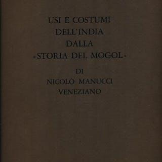 Usi e costumi dell'India dalla Storia del Mogol Manucci