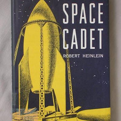Space Cadet Heinlein, Robert A. Science Fiction