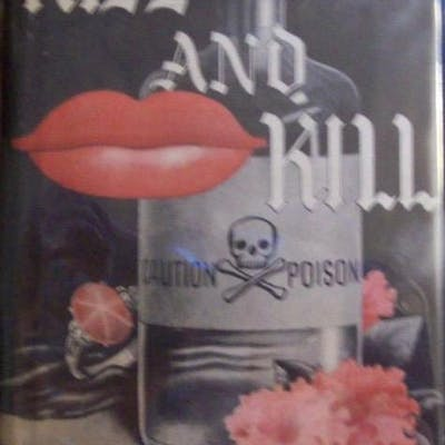 Kiss and Kill Marion Strobel mystery