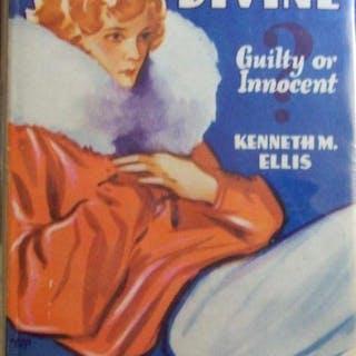 Dolores Divine Kenneth M Ellis mystery