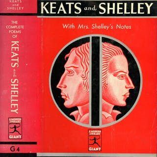 JOHN KEATS AND PERCY BYSSHE SHELLEY COMPLETE POETICAL WORKS (ML# G4