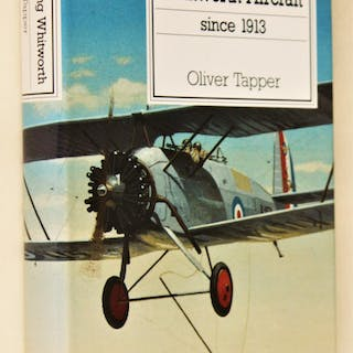 Armstrong Whitworth Aircraft since 1913 (with ephemera)...