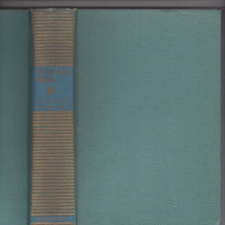 THE OLIVE TREE (SIGNED) HUXLEY, Aldous. Essays,Signed Copies