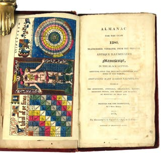 Almanac for the Year 1386