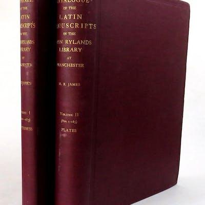 A Descriptive Catalogue of the Latin Manuscripts in The...