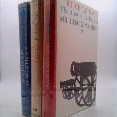 The Army of The Potomac 3 volume set Glory Road; A...
