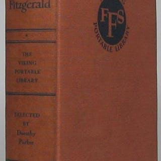 The Portable F. Scott Fitzgerald FITZGERALD, F. Scott American Literature,Books