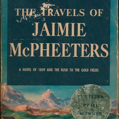 The Travels of Jaimie McPheeters TAYLOR, Robert Lewis American Literature,Books