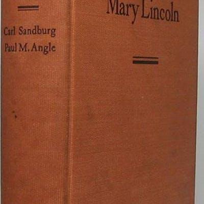 Mary Lincoln: Wife and Widow SANDBURG