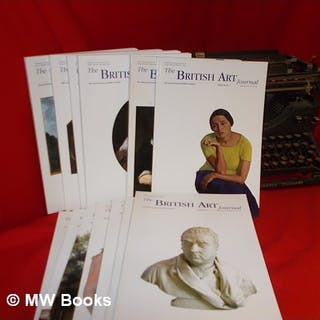 British art journal - 13 issues Berger Collection Educational Trust