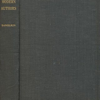 Bibliographies of modern authors / [First series] Danielson, Henry