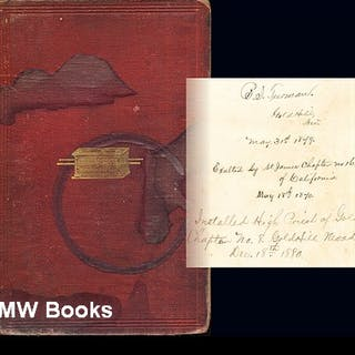 The Hand-Book of the Chapter: containing monitorial...