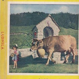 Ludmila : a Legend of Liechtenstein / Drawing by Franz Deak Gallico