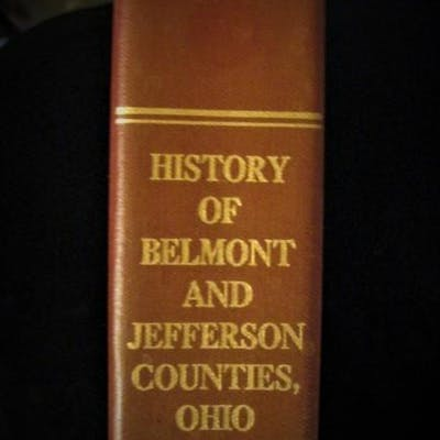History of Belmont and Jefferson Counties