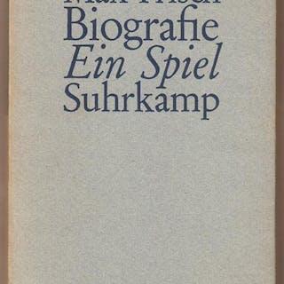 Biografie: Ein Spiel. Frisch, Max: Literatur