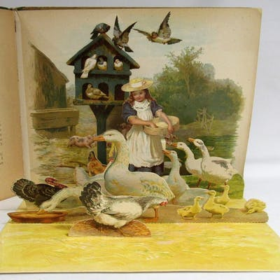 Happy Families and Their Tales: A Volume of Pictures and...