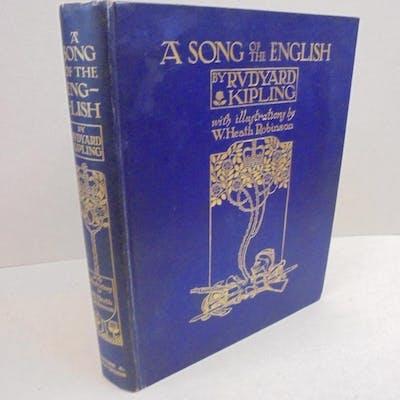 A Song of the English Kipling, Rudyard